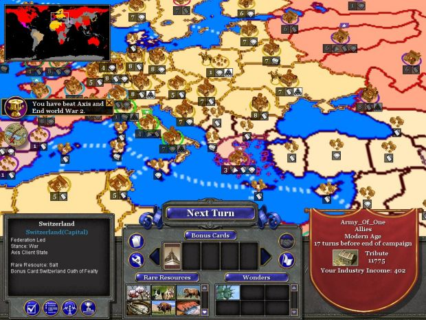 Rise of Nations Thrones and Patriots crack