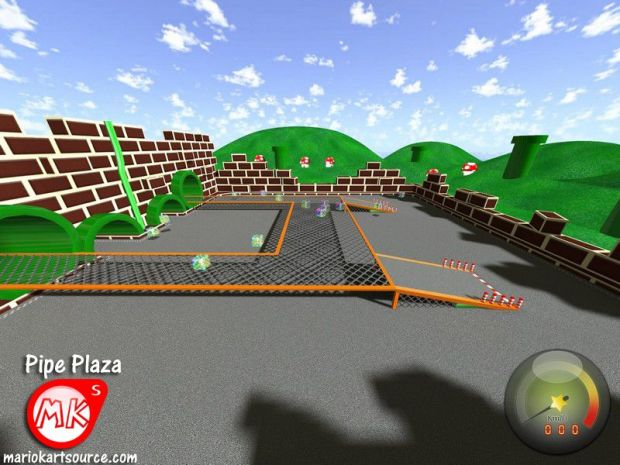 Pipe Plaza