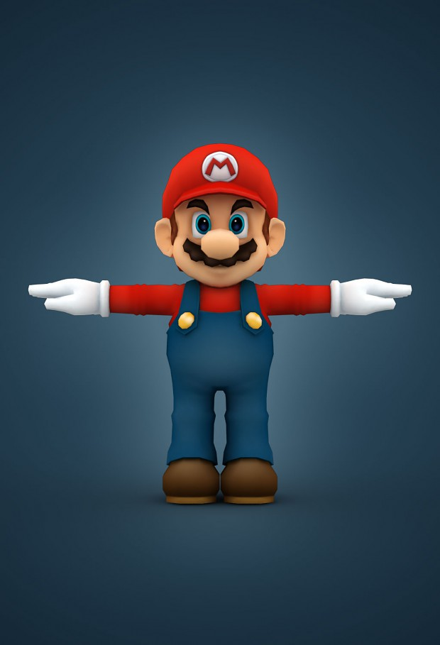 New Mario model