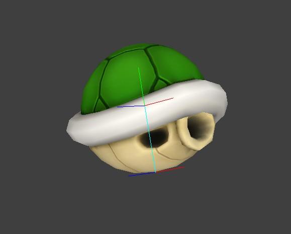 New shell model