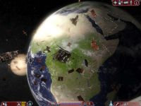 Crossfire 1.8: Debris fields around Earth