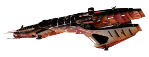 Yggdrasil Battleship in Sol