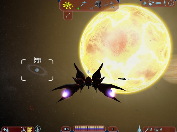 Crossfire Real Sun Concept