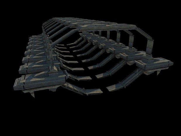 Coalition dry dock