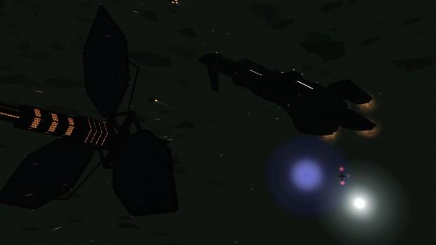 Lost Fleet Update Screenshots