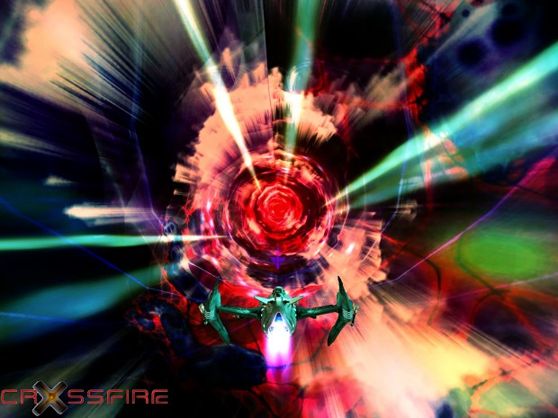 Crossfire Wallpaper
