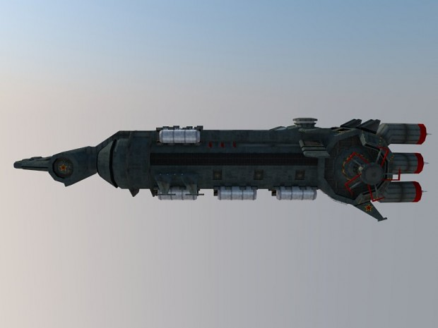 New Coalition Transport Vessel