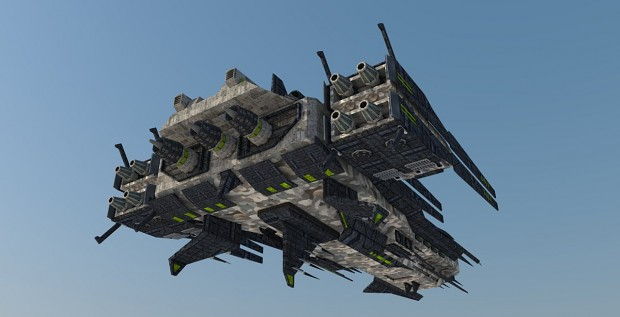 Zealot Dreadnought Textured