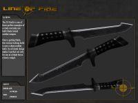 X3 Knife