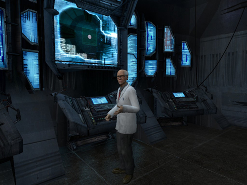 Dr Smiths lab
