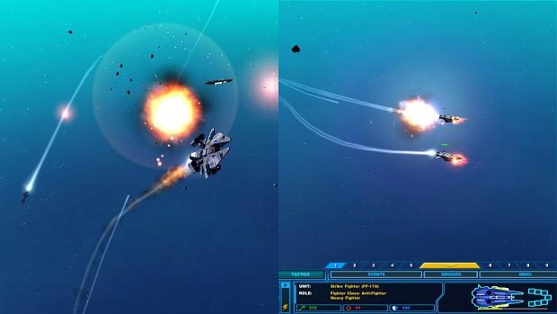 Remixed missile detonation FX