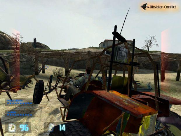 HL2 Jeep