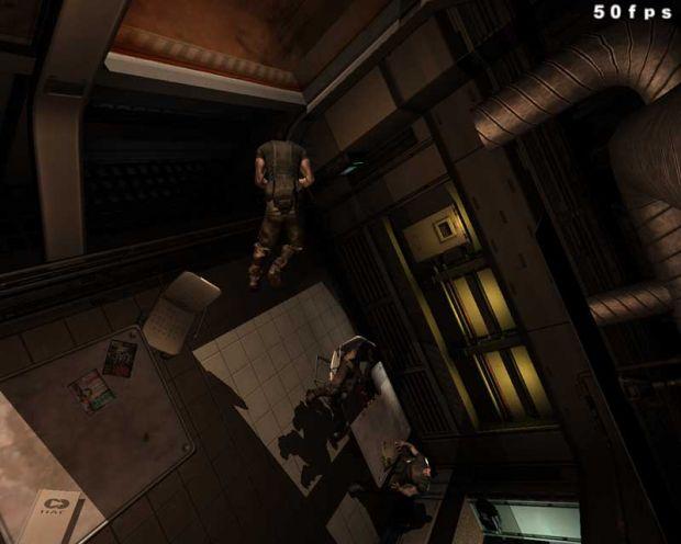 6DoF 0 0 1 Shot 2 image - Into Cerberon mod for Doom III - Mod DB