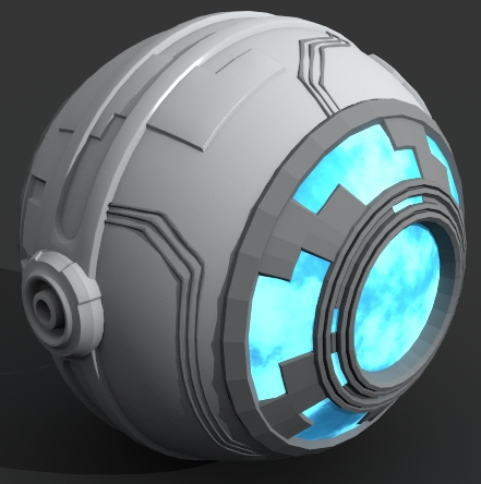 Shield Orb