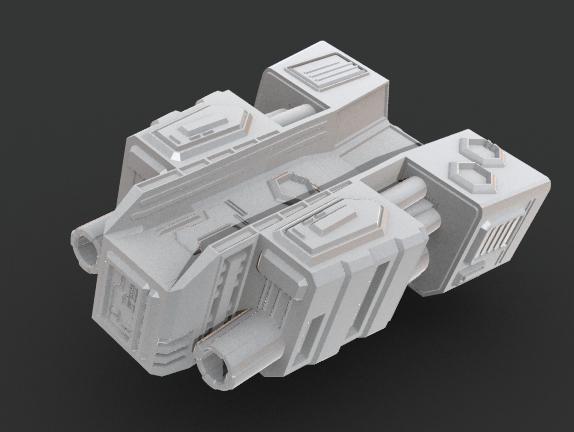 Quad-Laser Upgrade