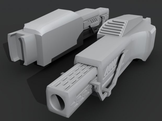 Auto-Cannon Pickup