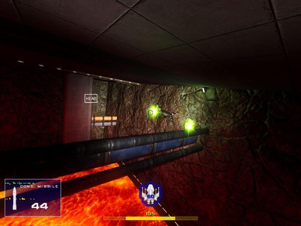 IC 003: Inverted Mine Attack