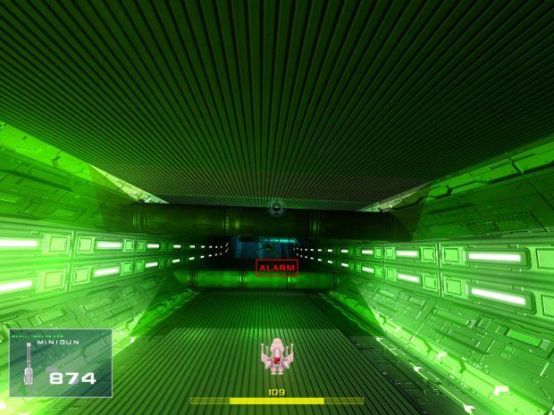 IC 003: Green Death