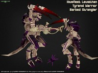 Barbed Strangler Warrior
