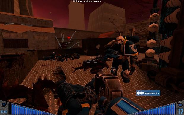 Beta 7 - City Conflict
