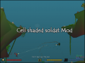 Cel-shaded soldat mod (Soldat)