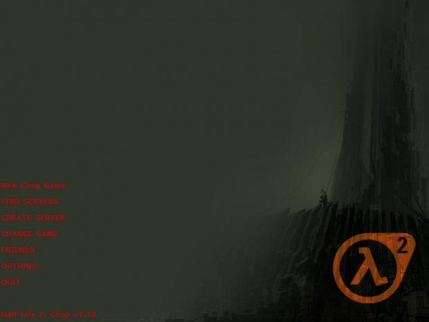 Final Background of Half-Life 2: Coop Version 1.10