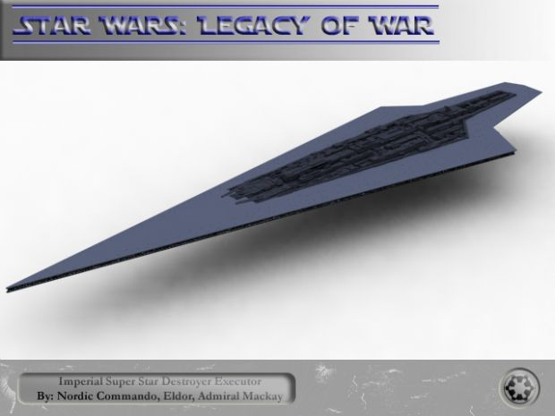 Imperial Super Star Destroyer Executor