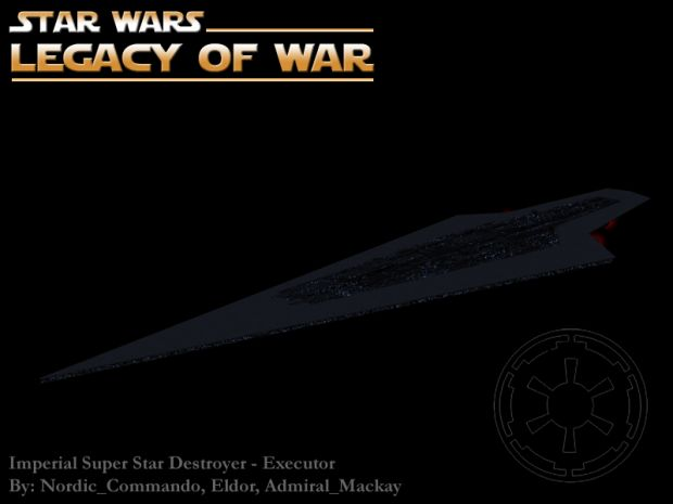 Reskinned Super-Class Star Destroyer