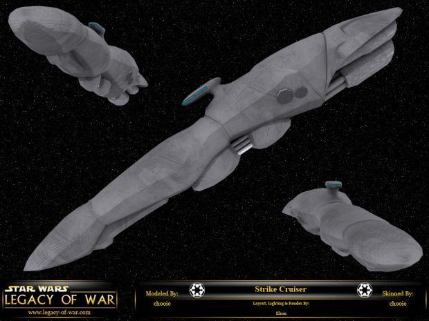 Imperial Strike Cruiser