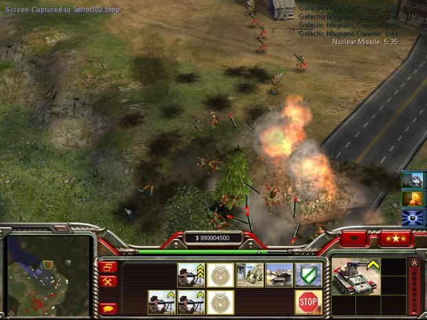Mortar Weapons In Action