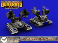 General Alexander Lockdown MLRS