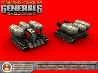 Dragon Tank for General Leang