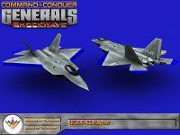 New USA F-22 Raptor
