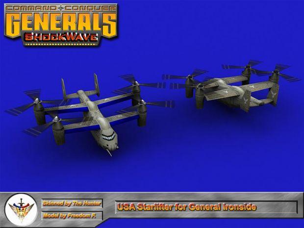 General Ironsides Starlifter