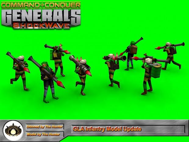 Updated GLA Infantry