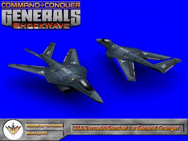 USA Tornado Bomber