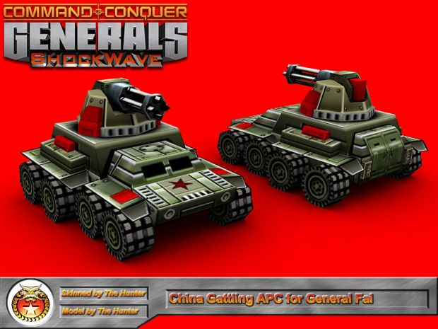 Command & Conquer Generals - Shockwave 2008 / English Real-Time Strateg