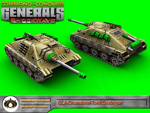 Chameleon Tank for Vanilla GLA