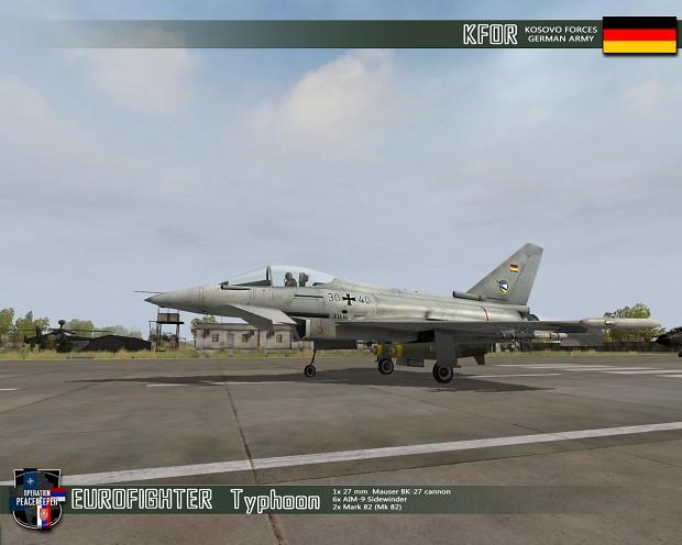 german Eurofighter Typhoon