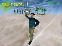 New (final) concept Z sword