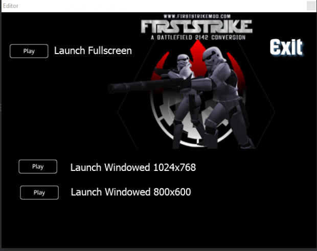 New Launcher