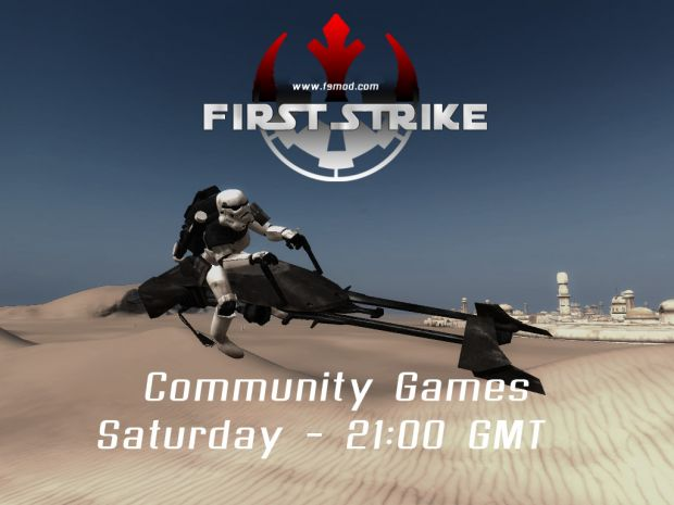 First Strike Community Games