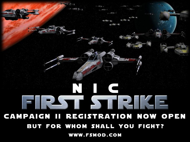 NIC First Strike Campaign 2