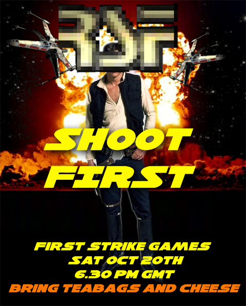 Shoot First, RSF Clan FS Event