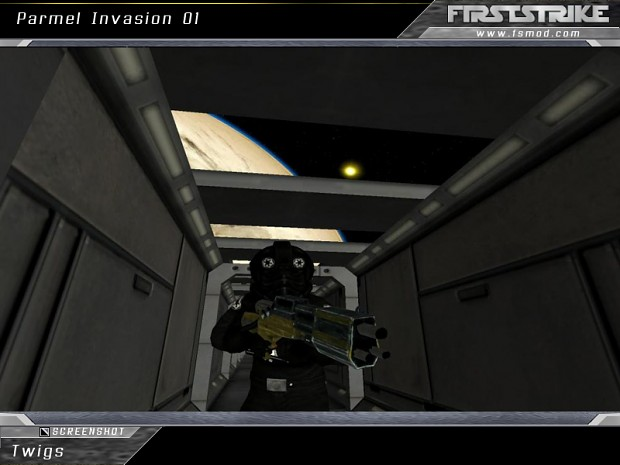Parmel Invasion Screenshots