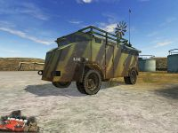 AEC command vehicle ingame