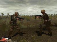 German DAK soldiers ingame