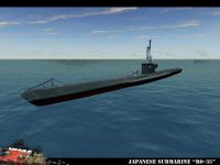 Japanese submarine RO-35