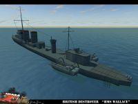 British Shakespeare-class destroyer