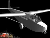 DFS-230A transport glider